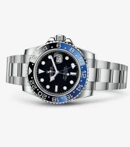Rolex GMT 2 blue black