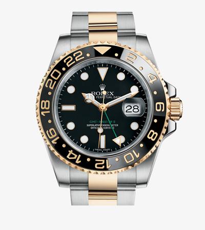Rolex GMT 2 Gold