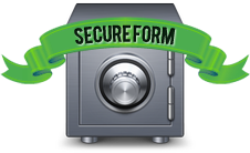 Secure form icon