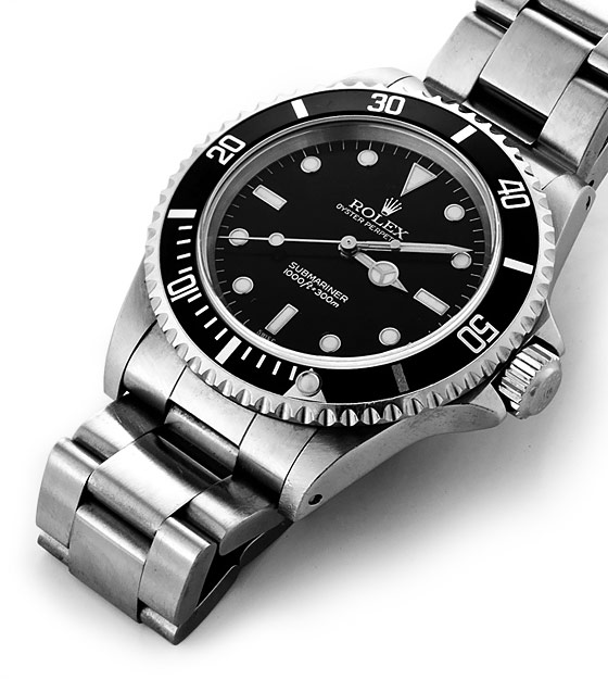 Anatomy Of A Classic Rolex Submariner Goldman Watch Exchange