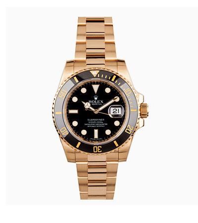 Rolex Gold Submariner