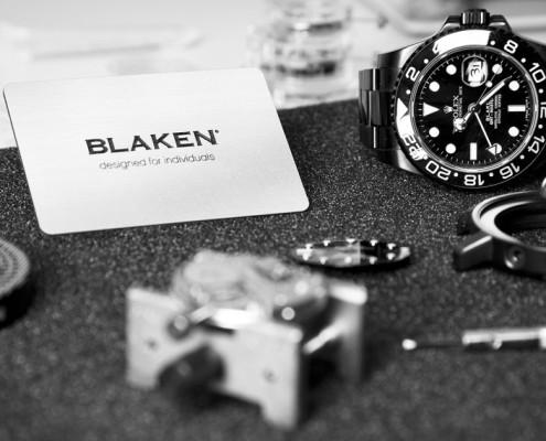 BLAKEN designed for individuals